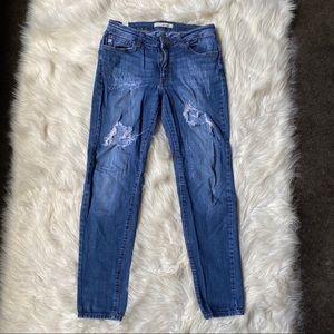 kancan women's skinny jeans